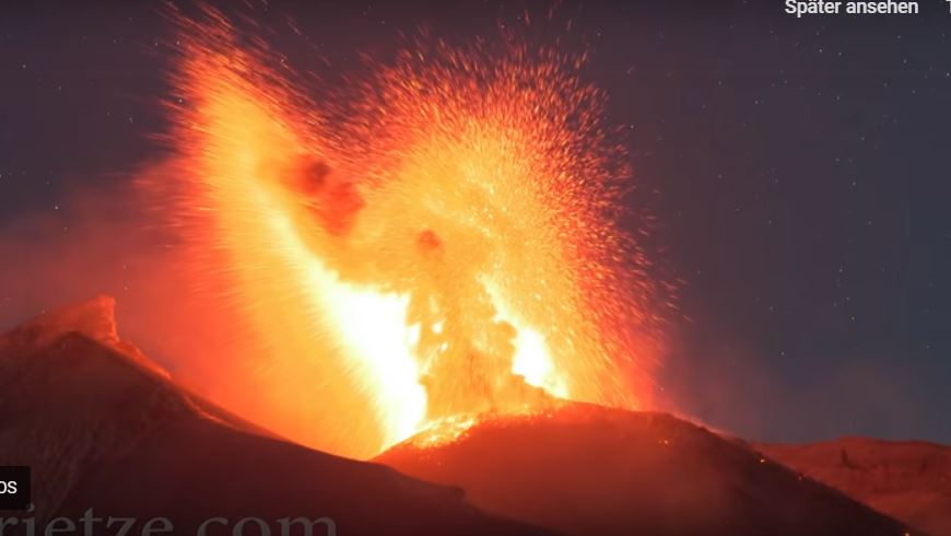 Best real time video of volcanic eruption, best video volcanic eruption, best video volcanic eruption real sounds
