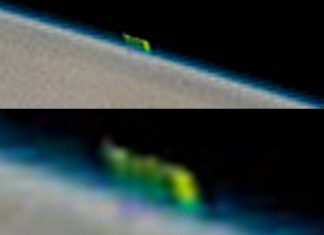 mysterious green anomaly jupiter, mysterious green anomaly jupiter nasa image, mysterious green anomaly jupiter october 2018