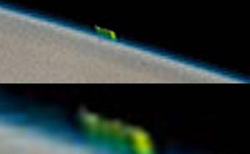 mysterious green anomaly jupiter, mysterious green anomaly jupiter nasa image, mysterious green anomaly jupiter october 2018
