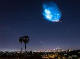 Beautiful Videos of the SpaceX Falcon 9 Rocket Launch Over Los Angeles, Beautiful Videos of the SpaceX Falcon 9 Rocket Launch Over Los Angeles timelapse video, Beautiful Videos of the SpaceX Falcon 9 Rocket Launch Over Los Angeles october 7 2018