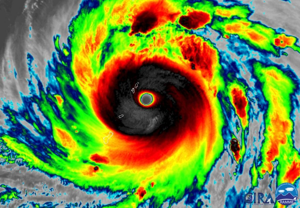 yutu typhoon, yutu typhoon mariana islands, yutu typhoon tinian saipan