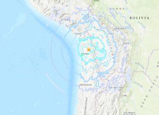 M6.2 earthquake hit northern Chile on November 1 2018, M6.2 earthquake hit northern Chile on November 1 2018 map, M6.2 earthquake hit northern Chile on November 1 2018 video, M6.2 earthquake hit northern Chile on November 1 2018 pictures, M6.2 earthquake hit northern Chile on November 1 2018 map