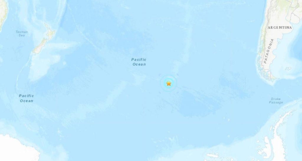 M6.3 earthquake pacific ridge november 15 2018, M6.3 earthquake pacific ridge november 15 2018 map