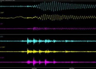 mysterious seismic hum, The mysterious seismic hum recorded in different parts of the world in November 2018