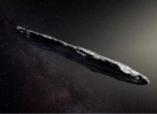 Mysterious Oumuamua space object could be an alien spaceship say astronomers, oumuamua alien spaceship asteroid