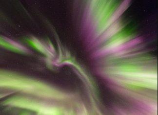 phoenix aurora norway, phoenix aurora norway picture, Phoenix in the sky over Norway