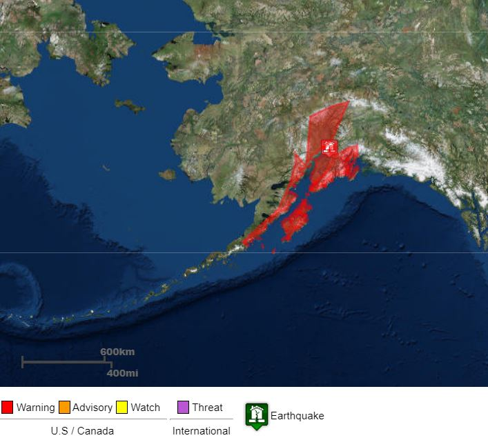 tsunami warnings after M7.0 earthquake alaska anchorage, anchorage alaska earthquake november 30 2018, anchorage alaska earthquake november 30 2018, M7.0 earthquake alaska anchorage