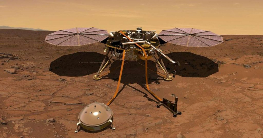 nasa records first sound from mars, nasa records first sound from mars video, nasa records first sound from mars december 2018 video