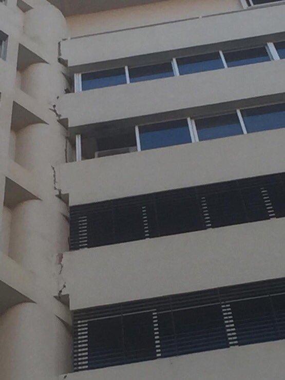venezuela earthquake dec 27 2018, venezuela earthquake dec 27 2018 video, venezuela earthquake dec 27 2018 picture, Church damaged after M5.5 earthquake in Venezuela on December 27 2018
