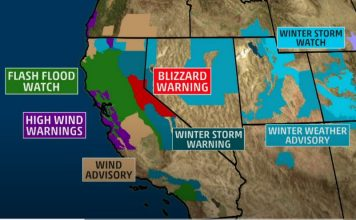 california storm, california storm january 2019, California parade of storms, California parade of storms is not over yet
