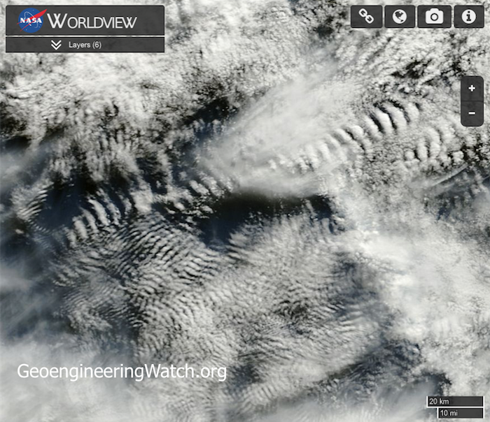 NASA satellite images reveal shocking proof of climate engineering around the world Climate-engineering-australia-1