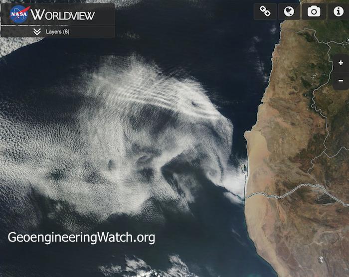 climate engineering, cloud seeding january 2018, geoengineering january 2019