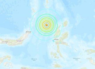 earthquake indonesia january 6 2019