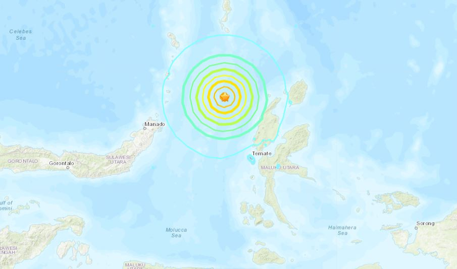 M6.1, M6.8 and M6.6 earthquakes hit Alaska, Brazil and Indonesia within 24 hours Earthquake-indonesia-january-6-2019