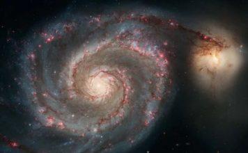 galaxy collision, milky way lmc galaxy collision