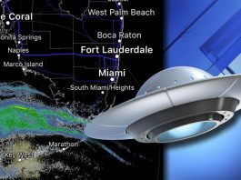 mysterious blipps south florida and usa chaff conspiracy, chaff south florida, mysterious blips weather radars chaff