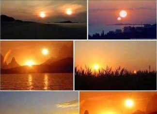 two suns, nibiru, planet X, 2 stars in the sky