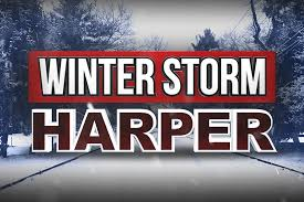 winter storm harper, winter storm Harper in January 2019