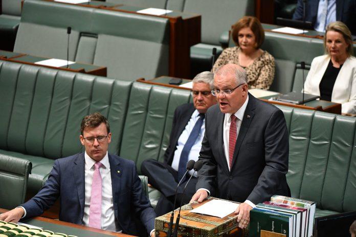 australia cyber attack scott morrison, australia cyber attack february 2019