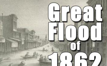 california great flood arkstorm 1962, arkstorm