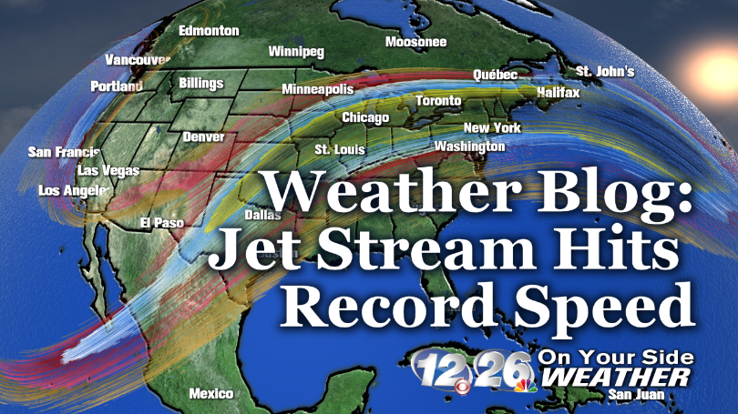 Record JET STREAM speed measured at over 200 knots – approximately 231 mph – over PENNSYLVANIA – And propels flight to 801 mph Jet-stream-record-speed-usa