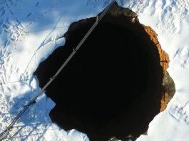 montenegro sinkhole, montenegro sinkhole video, montenegro sinkhole picture, montenegro sinkhole february 2019