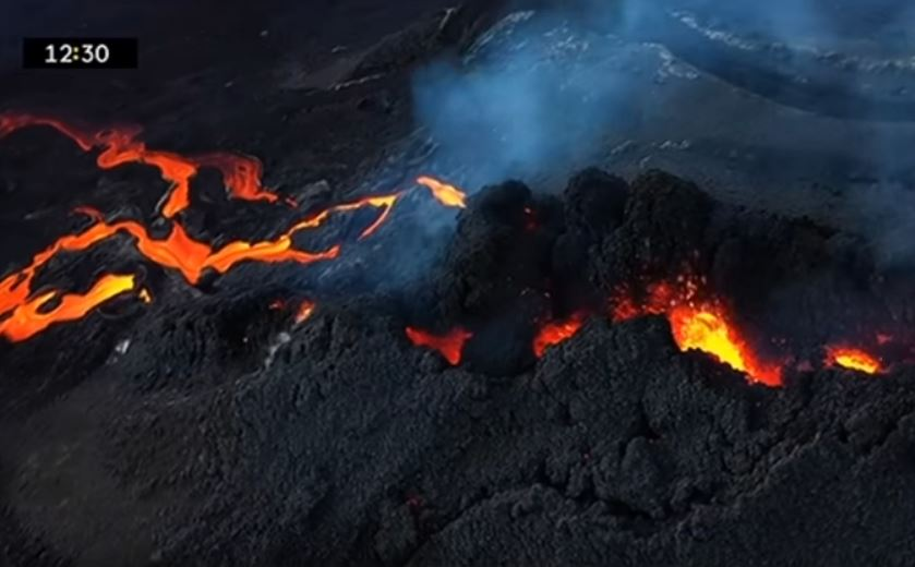 piton de la fournaise eruption feb 2019, piton de la fournaise eruption feb 2019video, piton de la fournaise eruption feb 2019 pictures