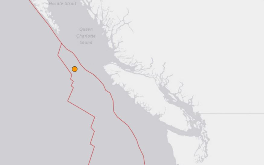 vancouver island earthquake swarm, vancouver island earthquake swarm february 13 2019