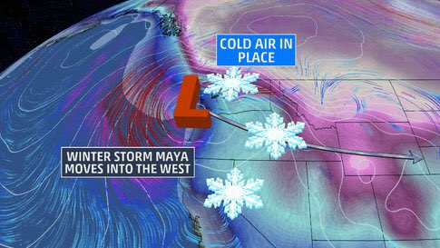 winter storm maya washington oregon, winter storm maya washington oregon video, winter storm maya washington oregon map, winter storm maya washington oregon picture
