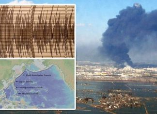 A major earthquake is expected to hit Japan in the next 30 years