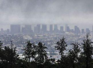 LA rain record, LA rain record march 2019