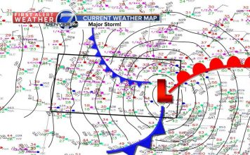 bomb cyclone colorado plains, inland hurricane colorado