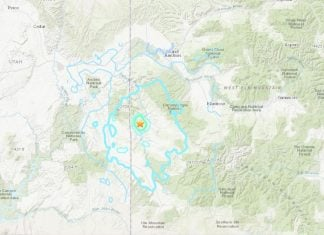 earthquake colorado utah march 4 2019, earthquake colorado utah march 4 2019 map