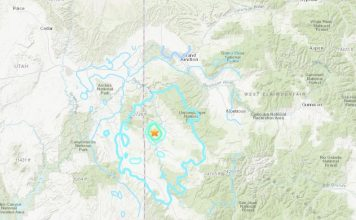 earthquake colorado utah march 4 2019, earthquake colorado utah march 4 2019 map