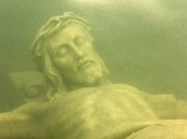 jesus christ statue lake michigan, jesus christ statue lake michigan petoskey, jesus christ statue lake michigan video, jesus christ statue lake michigan picture