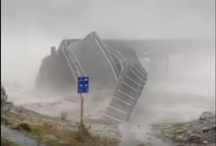 motorway bridge collapse new zealand storm, motorway bridge collapse new zealand storm video, motorway bridge collapse new zealand storm march 2019