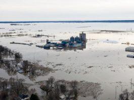 Nebraska historic floods kill millions of livestock
