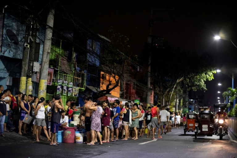 philippines drought water shortage manilla, philippines drought water shortage manilla video, philippines drought water shortage manilla march 2019
