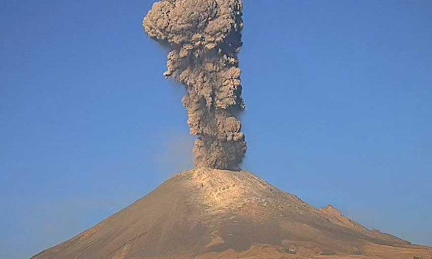 popocatepetl volcano eruption, popocatepetl volcano eruption video, popocatepetl volcano eruption march 28 2019