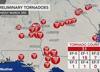 tornado outbreak march 3 2019