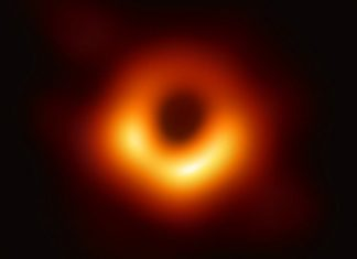 black hole first picture, first ever picture of a black hole