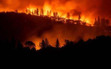 california wildfire zone 2019, california wildfire zone risk 2019