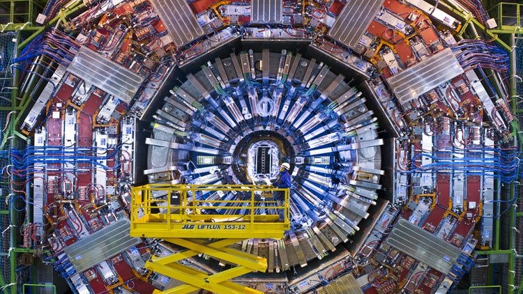 China to construct a 100-km collider that will dwarf CERN's LHC to study 'God particle', the Higgs boson Cern-large-hadron-collider