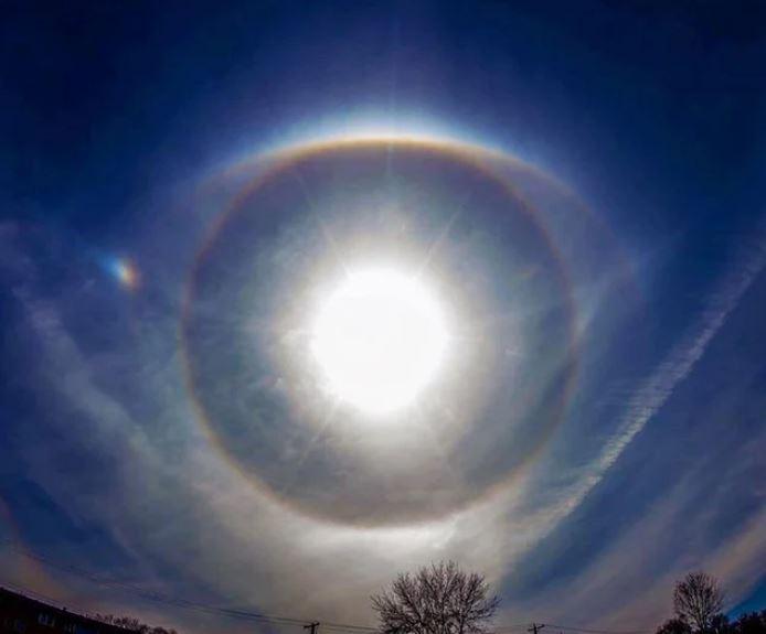 eye in the sky manitoba canada, eye in the sky manitoba canada picture, eye in the sky manitoba canada solar halo