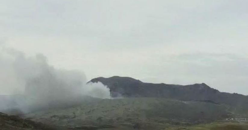 mount aso volcano eruption, mount aso volcano eruption april 2019, mount aso volcano eruption video