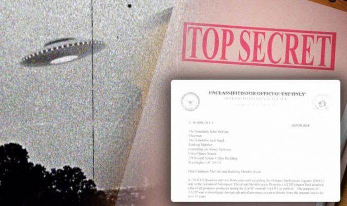 ufo disclosure pentagon secret, ufo disclosure pentagon secret video, secretive UFO program ran out of the Pentagon.,