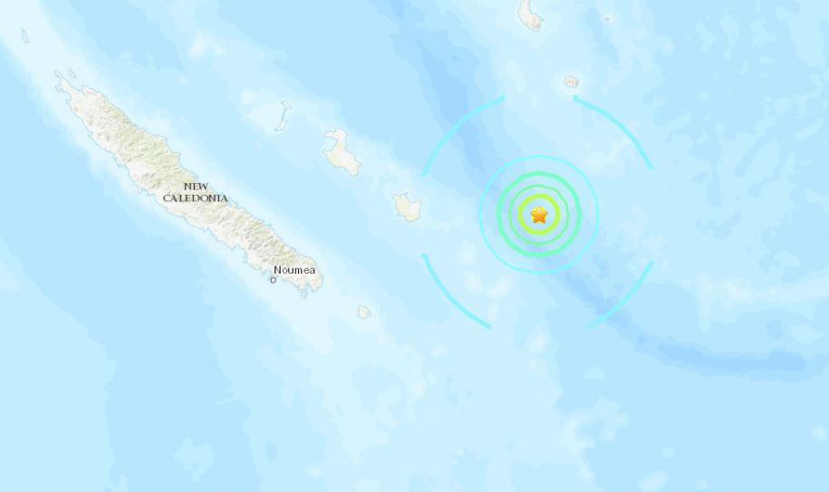 M6.2 earthquake new caledonia may 19 2019, M6.2 earthquake new caledonia may 19 2019 map, M6.2 earthquake new caledonia may 19 2019 tsunami