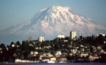 Mount Rainier lahar seattle tacoma
