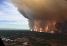 Chuckegg Creek wildfire, Chuckegg Creek wildfire alberta, Chuckegg Creek wildfire photo, Chuckegg Creek wildfire may 2019