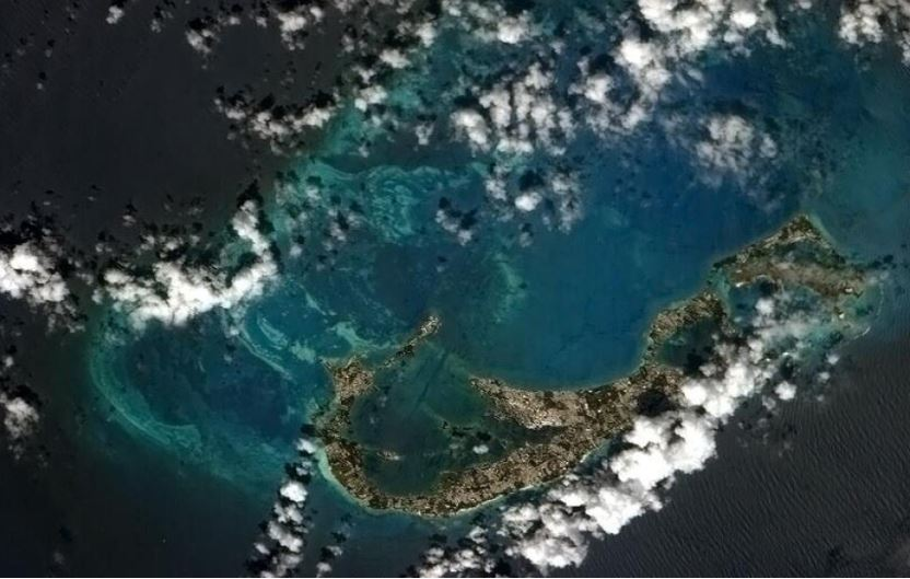 Bermuda island mystery: The ancient volcano that built Bermuda is UNLIKE any other on Earth Bermuda-island-mysterious-volcano